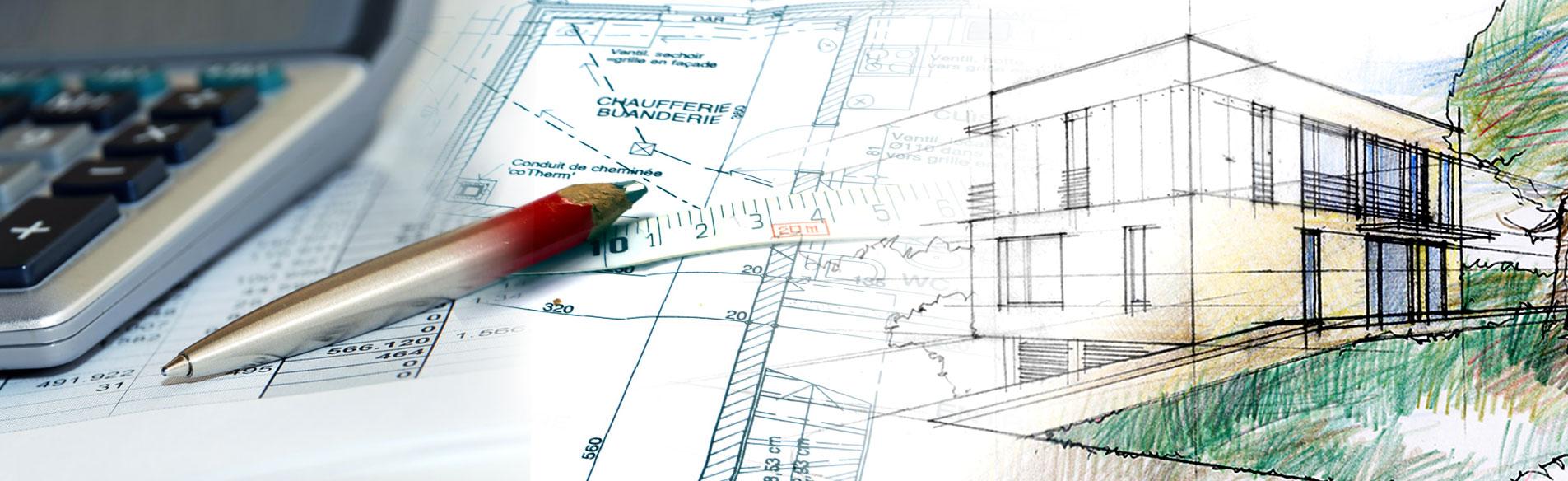 Etude de faisabilité avec architecte, conception & réalisation
